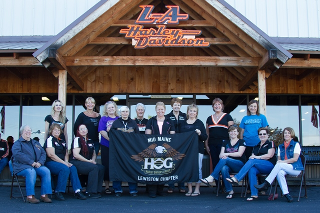 Mid-Maine Lewiston H.O.G.Chapter Web L.O.H.
